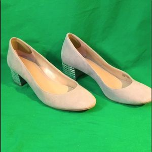 Michael Kors Arabella 💥 Block Heel Size 9